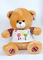Мягкая игрушка  Медведь(футболка с цветком)