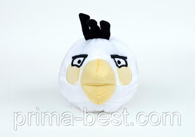 Мягкая игрушка Angry Birds (белый)