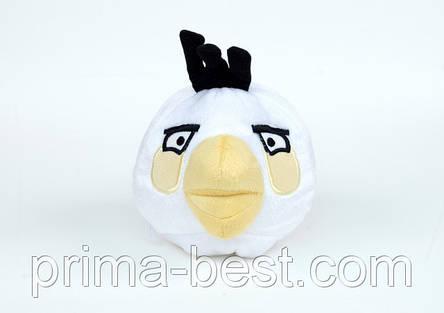 Мягкая игрушка Angry Birds (белый), фото 2