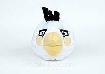 Мягкая игрушка Angry Birds (белый), фото 3