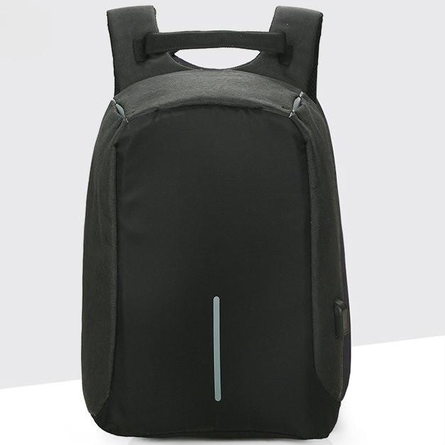 Мужской рюкзак с потайной молнией