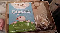 Детское жаккардовое одеяло из шерсти 100х140 см, детские одеяла из шерсти оптом от производителя