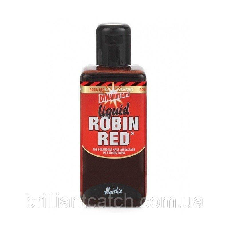 Аттрактант Dynamite Baits Robin Red Liquid Attractant 250ml