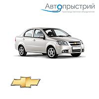 Защита двигателя и КПП - Chevrolet Aveo