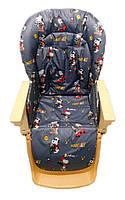 Чехол на стульчик для кормления Bambi Chicco Capella M 2512-1
