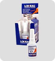 Цианакрилатный клей Loxeal Instant 17 (20г.)