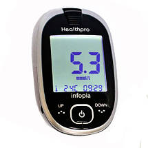 Глюкометр HealthPro (ХелсПро), фото 2