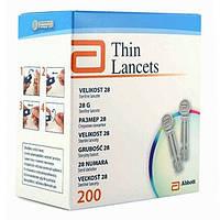Ланцеты FreeStyle Thin Lancets, 200 шт.