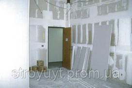 Монтаж гипсокартона (потолок/стена) Киев