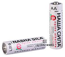 Батарейка Наша Сила LR6 Engine Alkaline