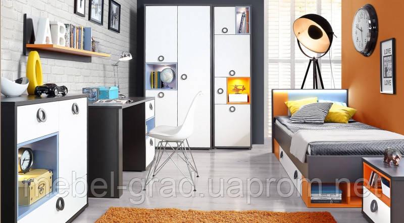 Детская комната Colors / Колорс Forte