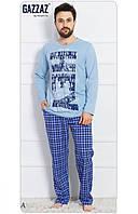 Копия Домашний костюм мужской (пижама) большого рабмера М-L-XL-2XL
