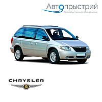 Защита двигателя и КПП - Chrysler Voyager