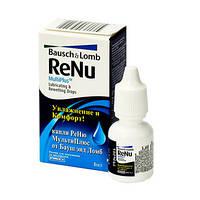 Капли Renu Multiplus 8мл капли для контактных линз
