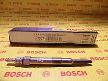 Свечи накаливания Bosch, 0250202036, 0 250 202 036