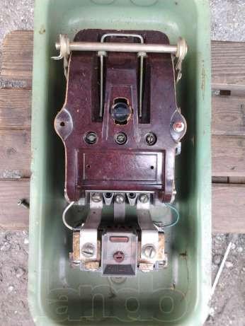 Магнитные пускатели ПАЕ-322 (в мет. кор. с ТР)