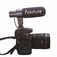 Професійний зовнішній стереомікрофон Aputure V-Mic D1., фото 1