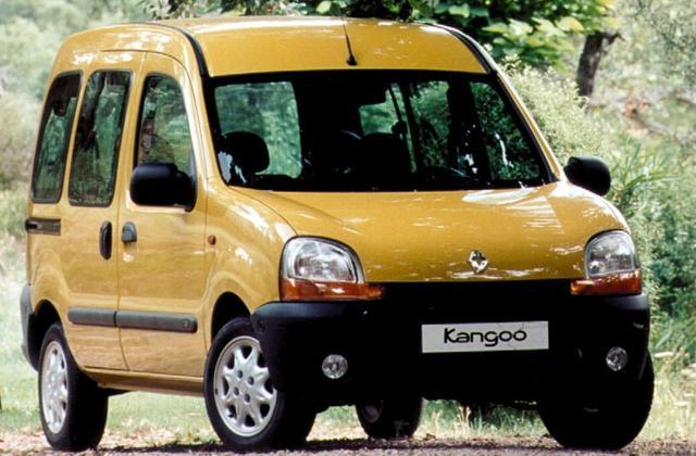 Kango 1997-2003