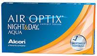 Контактные линзы Air Optix Night & Day Aqua (3 шт.), фото 1