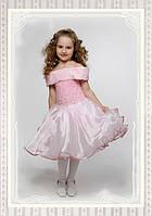 Фламинго. Нарядное платье, выпускное платье, красивое платье