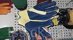 Рукавички Doloni 4502 з латексним покриттям