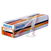 Лампа накаливания W3W12V 3W W 2,1X9,5d (пр-во Philips) 12256CP