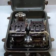 Пускатель электромагнитный ПАЕ-324 реверс в корпусе, с реле