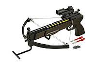 Блочный арбалет пистолетной компоновки Тигр, прекрасный подарок для любимого мужчины