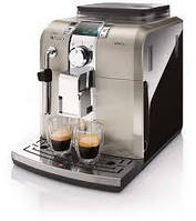 Зерновая кофемашина Saeco Syntia бу