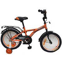 Profi Велосипед 2-х колесный оранжевый