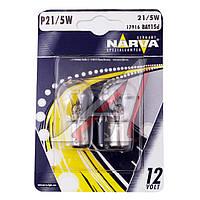 Лампа накаливания P21/5W 12V 21/5W BAY15d (производитель Narva) 17916B2