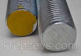 Шпилька М27 DIN 975 левая резьба