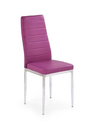Стул K-70 C-New фиолетовый (Halmar ТМ), фото 2