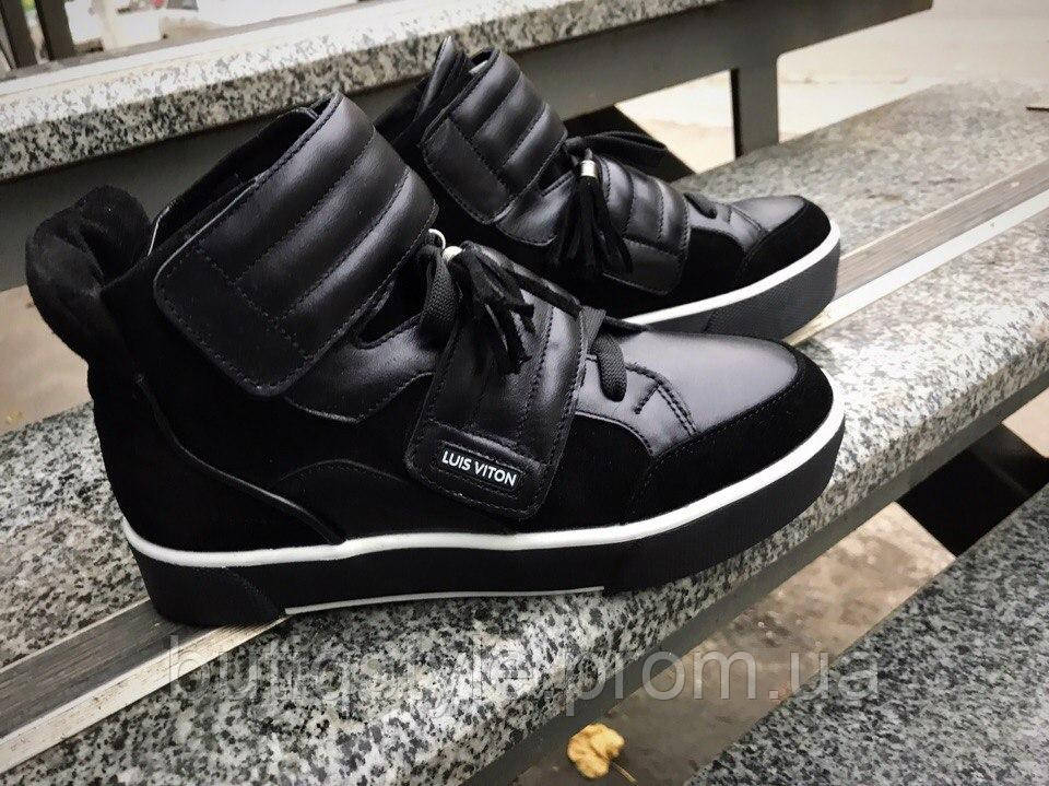 40, 41 размер! Зимние женские ботинки Loui& Vui//on