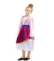 Костюм Мулан, Китаянки (4 - 9 лет)