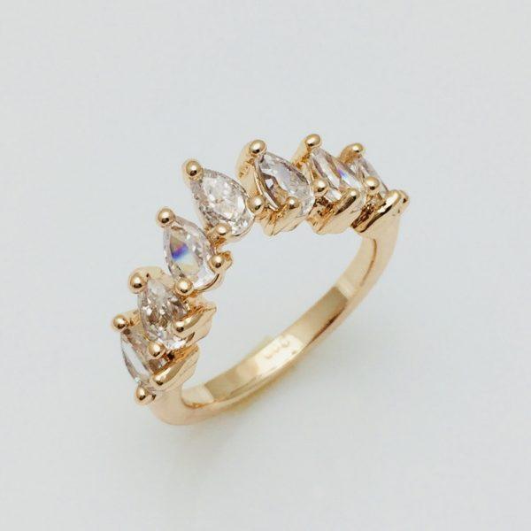 Кольцо Жиневра, размер 16, 19