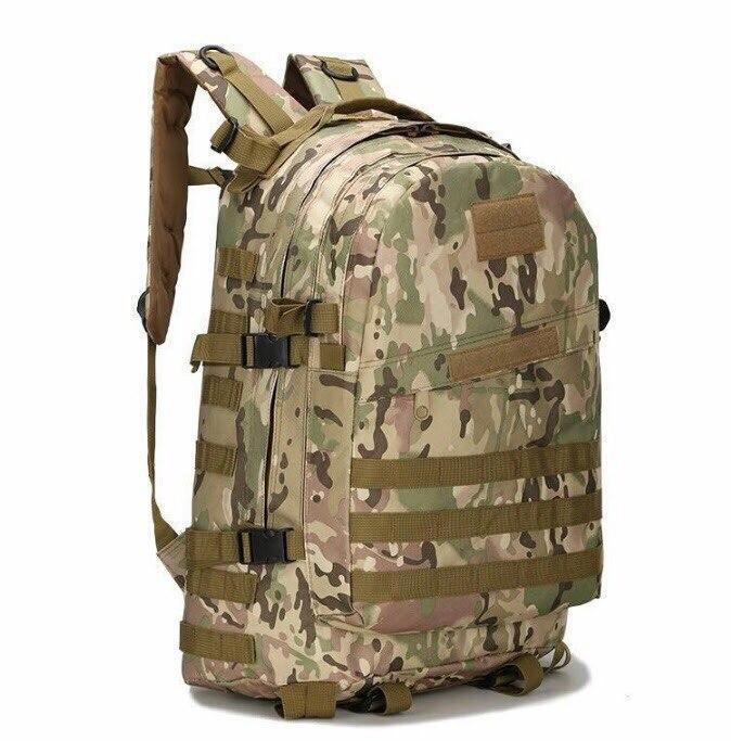 Рюкзак тактический (рейдовый) - 40L Silver Knight  Мультикам