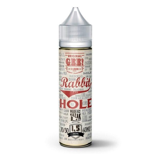 Жидкость Gee Rabbit Hole - 60 мл, VG/PG 70/30