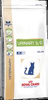 Royal Canin Urinary S/O 7 кг - диета для кошек  при заболеваниях нижнего отдела мочевыводящего тракта