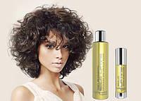 Мягкость и шелковистость для вьющихся волос GOLD LIFTING