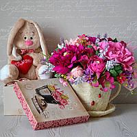 """Подарочный набор для любимой жены """"С годовщиной свадьбы"""""""