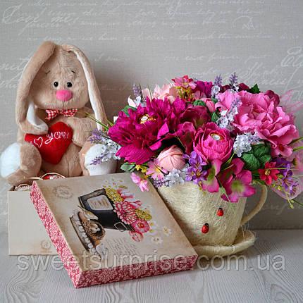 """Подарочный набор для любимой жены """"С годовщиной свадьбы"""", фото 2"""