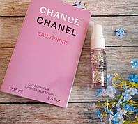Туалетная вода женская Chanel Chance eau Tendre - 15 мл