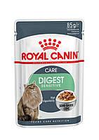 Консервы (влажный корм) для кошек с чувствительным пищеварением Royal Canin DIGEST SENSITI 85 гр, 12 шт в уп.