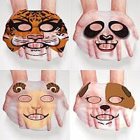 Корейская маска для лица животные