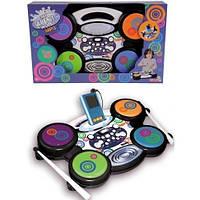 Музыкальная студия с электронными барабанами Simba 6835639