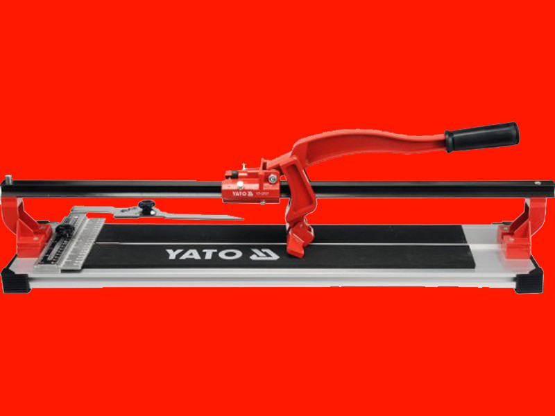 Ручной плиткорез Yato YT-3707 на 600 мм