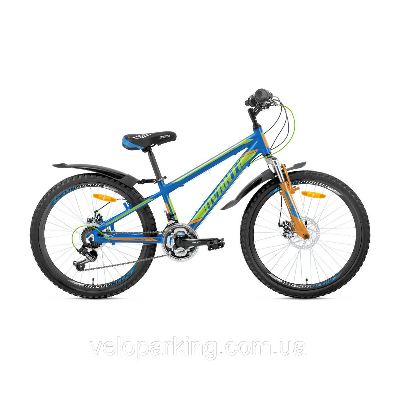 Горный подростковый велосипед Avanti Sprinter 24 (2018) DD new