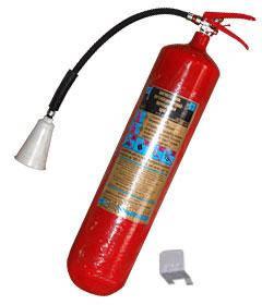 Огнетушитель углекислотный ОУ-7 ВВК-5, фото 2