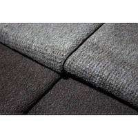 Ткань пальтовая Италия (серый, шерсть, градиент, шир. 1,5 м.)